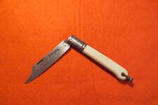 veritable et ancien couteau pliant de poche canif collection  PRADEL