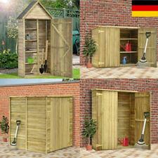 Holz Gerätehaus Geräteschuppen Gartenschrank Geräteschrank Gartenhaus Garten DE?