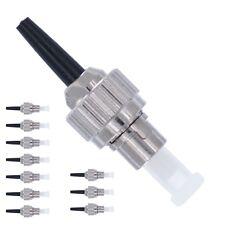 c8df17b95ed08 Fiber Optic Connector FC - PC Simplex 0.9mm Multimode - 10 Pack Kit -  Beyondtech