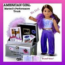 AMERICAN GIRL MARISOL PERFORMANCE TRUNK jazz outfit, tap shoes, accessories NIB