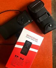 Hongdak EP-N4 Compact Battery Pack replaces Canon CP-E4 for Canon Speedlites