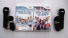 WE SING AND WE SING UK HITS WII PAL