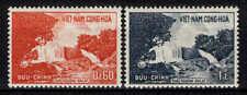Viêt Nam du Sud  - 1963 - Chutes de Dalat - N° 204 à 205  - Neufs * - MLH