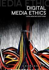 Digital Media Ethics (Digital Media and Society Series)-ExLibrary