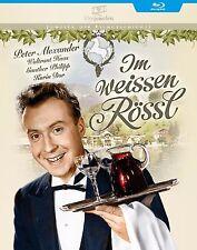 Im weißen Rössl (1960) - Peter Alexander & Gunther Philipp - Filmjuwelen BLU-RAY