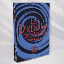 La Dimension Desconocida Temporada 5 En DVD Región 1 y 4 Español Latino