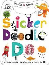 Good, Sticker Doodle Do (Sticker Doodle Books), Roger Priddy, Book