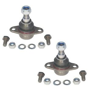 Pair Set of 2 Front Lower Suspension Ball Joints Delphi For BMW E53 X5 2000-2006