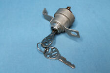 Vintage Nos Early Ignition Switch Volkswagen Hebmuller Oval Beetle Split Window