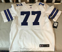 NWT Tyron Smith Signed Autographed Authentic Dallas Cowboys Nike Jersey COA 48
