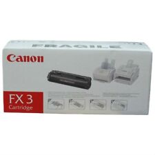 Canon FX3 FX-3 Genuine Toner Cartridge NEW BUY NOW
