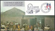 PRESIDIO OF TUSCON AZ LAND ROUTE TO CALIFORNIA BICENTENNIAL Commemorative Cover
