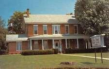 Kingwood West Virginia Inn Street View Vintage Postcard K44097
