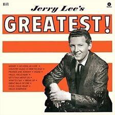Jerry Lee's Greatest 8436542017589 by Jerry Lee Lewis Vinyl Album