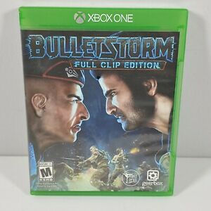 Bulletstorm Full Clip Edition Microsoft Xbox One No Manual