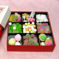 Assorted Kyoto sweets Kompeito Jelly Biscuit Gift Kyoto Fuykuya