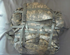 US Army Rucksack Large komplett Molle II  Field Pack + Sustainment Pouches ACU