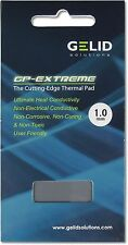 More details for gelid solutions gp extreme 1mm thickness thermal pad (80 x 40 x 1 mm) w/mk 12