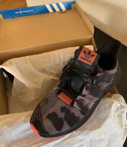 [DB1982] Mens Adidas Originals PROPHERE Sneaker Bleached Camo Rogue Denim Sz 10