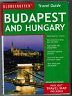 GLOBETROTTER TRAVEL GUIDE  'BUDAPEST HUNGARY'  SHIPS FREE TO CANADA