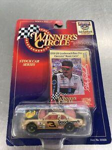 "1998 #3 DALE EARNHARDT - NASCAR ""50TH ANNIVERSARY"" BASS PRO - GOLD MONTE CARLO"