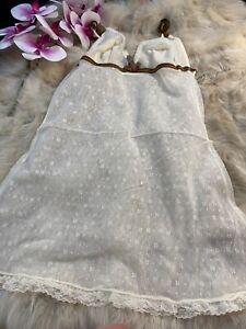 Unbranded beige Camisole Top sleepwear nightwear size m