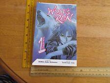 English Wolf's Rain Manga Vol. 1 by Bones, Keiko Nobumoto + Toshitsugu Iida