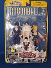 New Irwin Toy Dragon Ball Z Action Figures Gohan & Super Saiyan Gohan