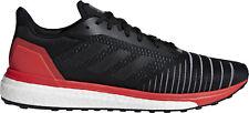 adidas Solar Drive Boost Mens Running Shoes - Black