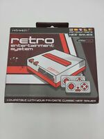 Retro-bit Retro Entertainment System for NES games White Red