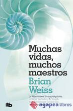 MUCHAS VIDAS, MUCHOS MAESTROS. NUEVO. ENVÍO URGENTE (Librería Agapea)