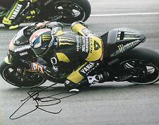 Bradley Smith signed Moto GP 10x8 photo Image D UACC Registered dealer