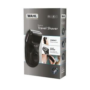 Wahl Men's Battery Travel Hair Beard Shaver- 7066-017