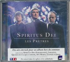 Spiritus Dei Les Prêtres CD NEUF