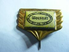 WOLSELEY Car GB: Very Old Lapel Badge,prob.1950s (D)