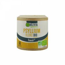 Psyllium Bio - Gélules de 330 mg