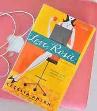 LOVE, ROSIE by Cecelia Ahern Paperback book FREE USA SHIPPING
