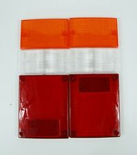 1 PAIR ISUZU ELF NPR NKR NHR NLR TRUCK REAR TAIL LIGHT LAMP LENS