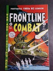 FRONTLINE COMBAT #3! EC REPRINTS! 1995 GEMSTONE