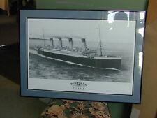 Titanic art print...Limited Ed. of 502