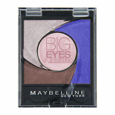 8 X MAYBELLINE BIG EYES LIGHT CATCHING PALETTE EYESHADOW  04 LUMINOUS BLUE