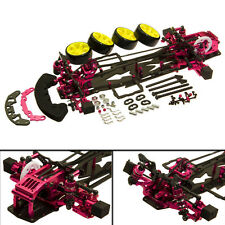 1/10 Alloy Carbon RC 1/10 4WD Drift Racing Car Frame Kit for SAKURA D3 CS 3R OP