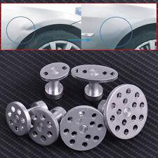6pcs Car Auto Aluminum PDR Puller Tabs Body Paintless Dent Repair Removal Tool