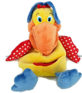 """Melissa Doug Hungry Pelican missing pieces 17"""" replacemen learning toy preschool"""