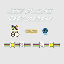 Eddy Merckx Corsa Bicycle Decals, Stickers - n.1