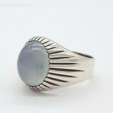 Hübscher 835 Silber Ring - (22)