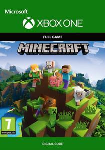 Minecraft Xbox One Game Key🔑 Region Free 🔥 🔥