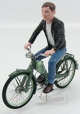 Nsu Quickly #With Figure 1953 Light Green Schuco 1:10 SH06628 Model