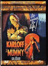 Boris Karloff: LA MOMIA. España tarifa plana en envío dvd, 5 €