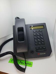 Polycom CX300 USB Desktop Phone Microsoft Lync 2705-09-1110 Tested. P:G
